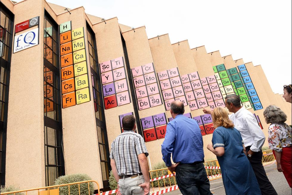 The Worlds Biggest Periodic Table Probably News Chemistry World